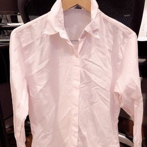 Tops - Women's pink long sleeve T shirt size M